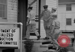 Image of U.S. Army Military Police polygraph crime suspect Georgia United States USA, 1962, second 8 stock footage video 65675070837