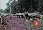 Image of Cambodian refugees Boung Long Cambodia, 1970, second 8 stock footage video 65675070843