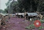 Image of Cambodian refugees Boung Long Cambodia, 1970, second 9 stock footage video 65675070843