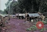 Image of Cambodian refugees Boung Long Cambodia, 1970, second 10 stock footage video 65675070843