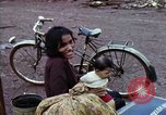 Image of Cambodian refugees Boung Long Cambodia, 1970, second 10 stock footage video 65675070847