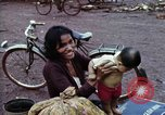 Image of Cambodian refugees Boung Long Cambodia, 1970, second 12 stock footage video 65675070847