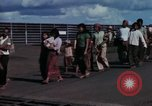 Image of Cambodian refugees Vietnam, 1970, second 3 stock footage video 65675070848