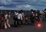 Image of Cambodian refugees Vietnam, 1970, second 6 stock footage video 65675070848