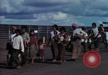 Image of Cambodian refugees Vietnam, 1970, second 7 stock footage video 65675070848