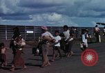 Image of Cambodian refugees Vietnam, 1970, second 9 stock footage video 65675070848