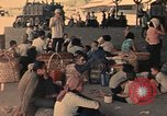 Image of Cambodian refugees Cambodia, 1970, second 5 stock footage video 65675070851