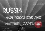 Image of Nazi prisoners Soviet Union, 1943, second 1 stock footage video 65675070877