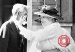Image of Helen Keller Detroit Michigan USA, 1914, second 2 stock footage video 65675070878
