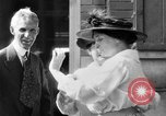 Image of Helen Keller Detroit Michigan USA, 1914, second 11 stock footage video 65675070878