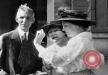 Image of Helen Keller Detroit Michigan USA, 1914, second 12 stock footage video 65675070878