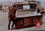 Image of looting of Wolfe Bros. furniture store during riots Washington DC USA, 1968, second 9 stock footage video 65675070916