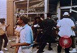 Image of looters at pawn shop Washington DC USA, 1968, second 9 stock footage video 65675070917