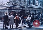 Image of looters robbing Tabbs shoe store Washington DC USA, 1968, second 1 stock footage video 65675070918