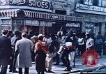 Image of looters robbing Tabbs shoe store Washington DC USA, 1968, second 3 stock footage video 65675070918