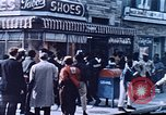 Image of looters robbing Tabbs shoe store Washington DC USA, 1968, second 4 stock footage video 65675070918