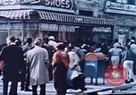 Image of looters robbing Tabbs shoe store Washington DC USA, 1968, second 6 stock footage video 65675070918