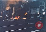 Image of burning building Washington DC USA, 1968, second 2 stock footage video 65675070919