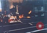 Image of burning building Washington DC USA, 1968, second 4 stock footage video 65675070919