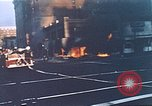 Image of burning building Washington DC USA, 1968, second 5 stock footage video 65675070919