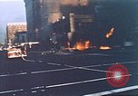 Image of burning building Washington DC USA, 1968, second 6 stock footage video 65675070919