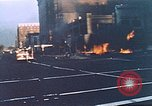 Image of burning building Washington DC USA, 1968, second 7 stock footage video 65675070919
