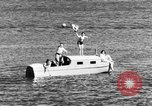 Image of water-ski polo Winter Haven Florida USA, 1931, second 12 stock footage video 65675070932
