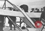 Image of rocket plane mail test Greenwood Lake New York USA, 1936, second 9 stock footage video 65675070941