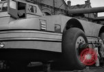 Image of giant snow cruiser Pullman Illinois USA, 1939, second 4 stock footage video 65675070945