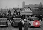 Image of giant snow cruiser Pullman Illinois USA, 1939, second 8 stock footage video 65675070945