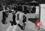 Image of Franklin Roosevelt Arlington Virginia USA, 1939, second 13 stock footage video 65675070947
