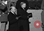 Image of Franklin Roosevelt Arlington Virginia USA, 1939, second 22 stock footage video 65675070947
