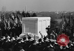 Image of Franklin Roosevelt Arlington Virginia USA, 1939, second 28 stock footage video 65675070947