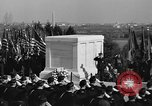 Image of Franklin Roosevelt Arlington Virginia USA, 1939, second 30 stock footage video 65675070947