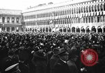 Image of mass migration Venice Italy, 1939, second 4 stock footage video 65675070952