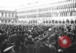 Image of mass migration Venice Italy, 1939, second 5 stock footage video 65675070952