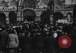 Image of mass migration Venice Italy, 1939, second 10 stock footage video 65675070952