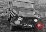Image of British Champ amphibious vehicle Farnborough England United Kingdom, 1952, second 11 stock footage video 65675070968