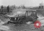Image of British Champ amphibious vehicle Farnborough England United Kingdom, 1952, second 12 stock footage video 65675070968