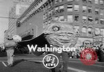 Image of Santa Claus Parade Seattle Washington USA, 1952, second 1 stock footage video 65675070969