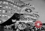 Image of Santa Claus Parade Seattle Washington USA, 1952, second 3 stock footage video 65675070969