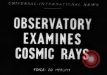 Image of observatory France, 1952, second 1 stock footage video 65675070970