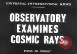 Image of observatory France, 1952, second 2 stock footage video 65675070970