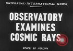 Image of observatory France, 1952, second 5 stock footage video 65675070970
