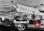 Image of amphibious jeep Denmark, 1951, second 3 stock footage video 65675070973