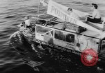 Image of amphibious jeep Denmark, 1951, second 6 stock footage video 65675070973