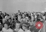 Image of amphibious jeep Denmark, 1951, second 8 stock footage video 65675070973