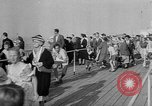 Image of amphibious jeep Denmark, 1951, second 9 stock footage video 65675070973