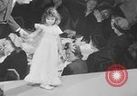 Image of fashion show New York United States USA, 1949, second 8 stock footage video 65675070979