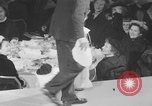 Image of fashion show New York United States USA, 1949, second 12 stock footage video 65675070979